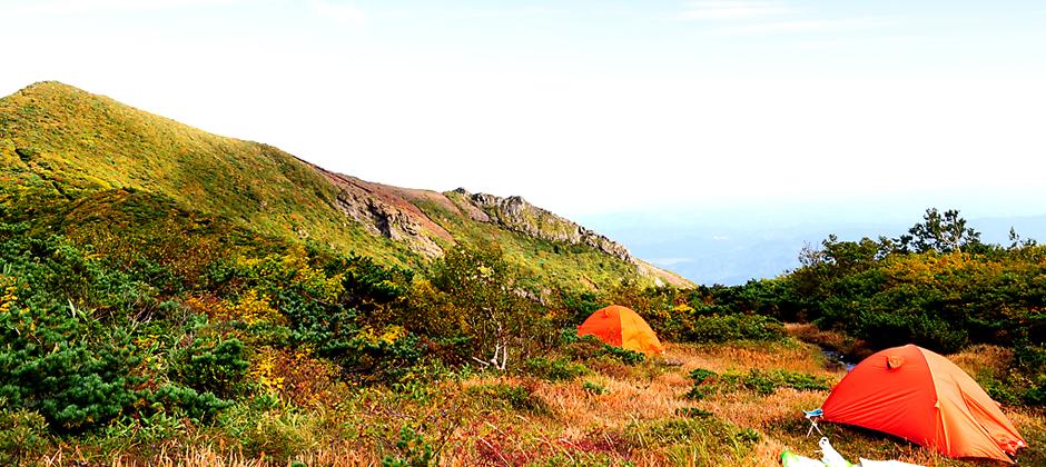 ZAOCのキャンプ