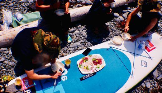 海鮮丼SUPツアー