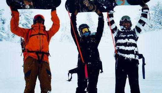 刈田岳スノーシュー&雪板ツアー