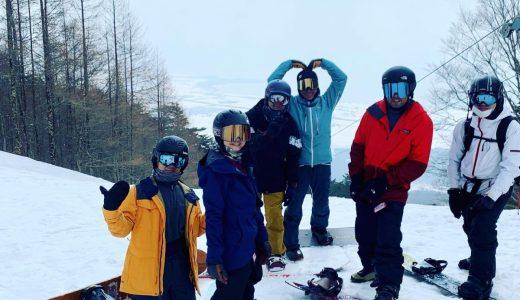 猪苗代スキー場クルージング